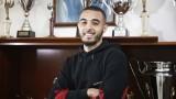 Билал Бари е 150-ият чуждестранен футболист в историята на Левски