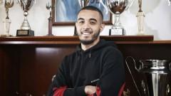 Бари е 150-ият чуждестранен футболист в историята на Левски