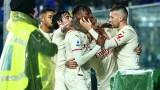 """Аталанта - Милан 2:3 в мач от Серия """"А"""""""