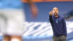 Гуардиола: От утре започваме да мислим за Юнайтед