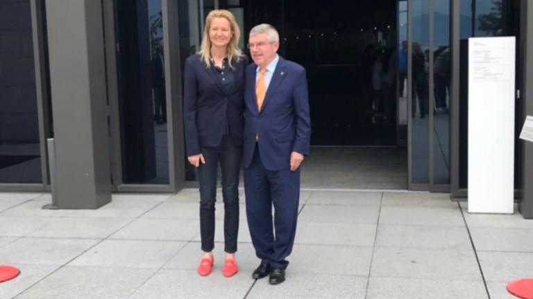 Томас Бах: Ще се фокусираме към Пекин след Олимпийските игри