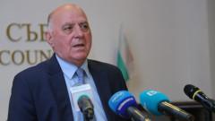 Пленумът на ВСС не е задължен да избере шеф на ВКС