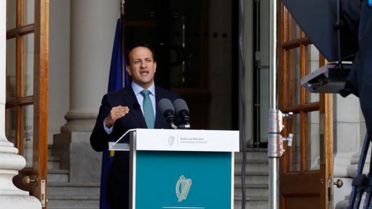 Ирландия въвежда 14-дневна задължителна карантина за пътуващи