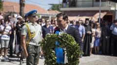 Ципрас пак поиска Германия да плати репарации за нацистките зверства