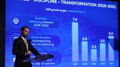 Турция прогнозира рязък спад на растежа и висока инфлация