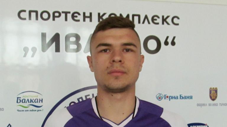 Тонислав Йорданов не спира да впечатлява