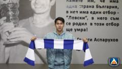 Стойчо Младенов за Еркебулан Сейдахмет: Много рядък талант, има голямо бъдеще