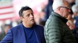 Стойне Манолов: Спасов ще води отбора в Първа лига, Любо Пенев ни помага