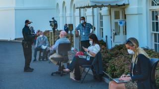 34 служители в Белия дом с коронавирус
