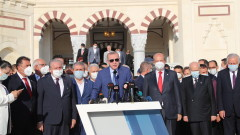Ердоган отсече: Преговорите за Кипър могат да се възобновят само на базата на две държави