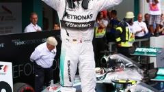 Нико Розберг спечели Гран при на Бразилия