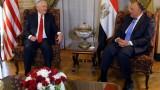 Подкрепяме Египет срещу тероризма, но искаме свободни и честни избори, обяви Тилърсън в Кайро