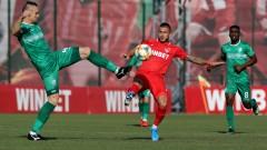 Царско село изненадващо победи Берое с 2:1 в първия си мач на своя стадион
