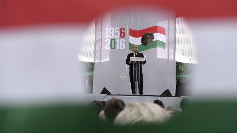"""НПО-та в Унгария се страхуват от """"лов на вещици"""" след победата на Тръмп"""
