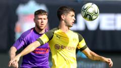 Тежък удар за Борусия (Дортмунд), Пулишич е със скъсани влакна
