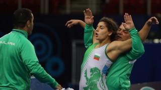 София Георгиева с пето място на Световното първенство по борба до 23 години