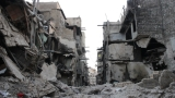 Иран удари ислямисти в Сирия
