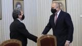 Румен Радев пред ИТН призова вариантът предсрочен вот да бъде оставен назад