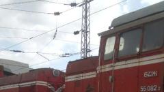Гъст дим изплаши пътниците от влака София-Перник