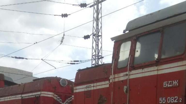 Временни промени в разписанието на влаковете между София и Перник