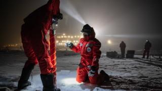 """Най-голямата мисия на Северния полюс се връща от """"умиращата Арктика"""""""