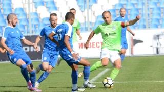 С човек по-малко, но с гол повече: Черно море отказа Арда и продължава напред за Купата на България