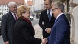 Унгария наложи вето на НАТО за Украйна