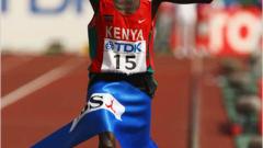 Угандиец триумфира в маратона