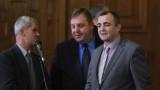 """Каракачанов съгласен с Доган - """"Борисов 3"""" няма алтернатива"""