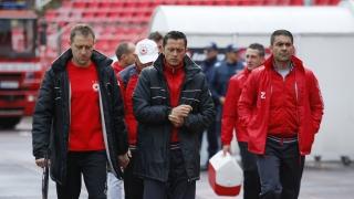 Христо Янев остави ЦСКА