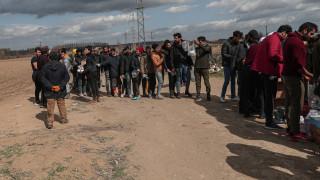 Турция задържа 25-ма нелегални сирийски мигранти