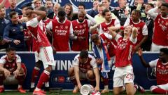 Арсенал се подсилва с така желаното попълнение в отбрана