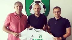 Стивън Петков ще играе под наем в Чехия