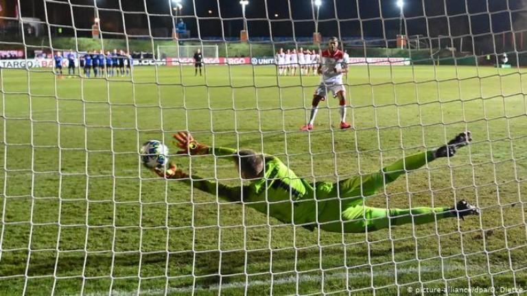 Германският Саарбрюкен, който играе в четвъртото ниво, може да приеме