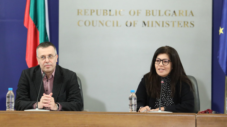 Ръководителят на пресслужбата на правителството Севделина Арнаудова напуска поста си.