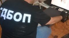ГДБОП разкри цех за скимиращи устройства и фалшиви документи