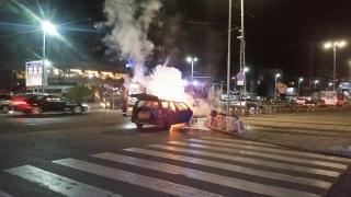 Запалиха колата на еколог, работил по горски въпроси