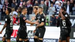 Айнтрахт без капитана си за битките в Лига Европа