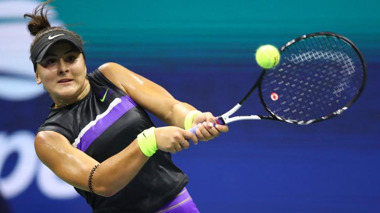 Бианка Андрееску е основната конкурентка на Серина Уилямс за титлата в Ню Йорк
