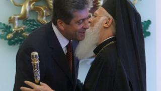 Първанов: Православието ни е в подем