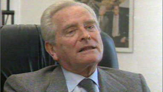 Джампиеро Бониперти поема ръководството на Ювентус