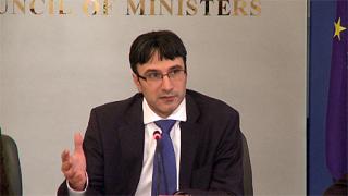 Трайчо Трайков представя новата енергийна стратегия