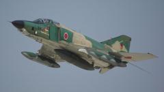 Турция изважда разузнавателните RF-4E Phantom от въоръжение