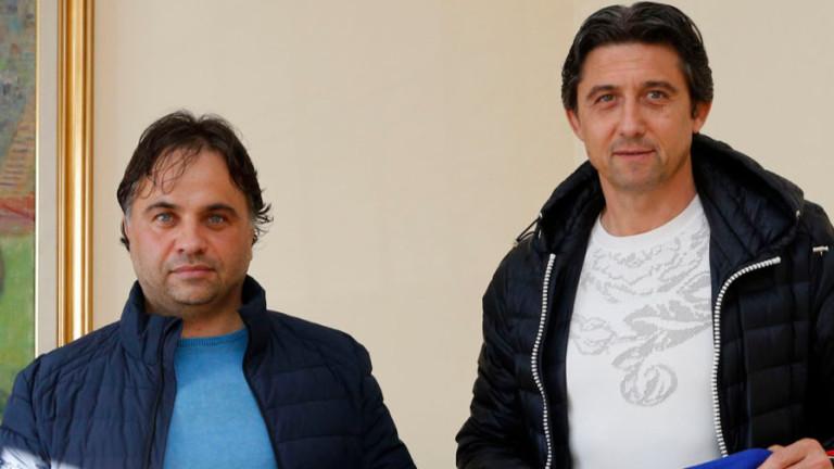 Ангел Станков пред ТОПСПОРТ: Боримиров и Митов ще изхвърчат първи от Левски!