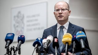 Чешкият премиер се разграничи от речта на Милош Земан за Крим