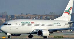 Инцидент с български самолет в Брюксел