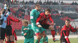 Локо (Сф) излезе на второ място след 5:0 срещу Родопа