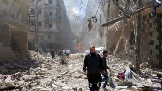 Дори мъртвите страдат от насилието, което ИДИЛ налага над кюрдите и язидите, твърди свидетел