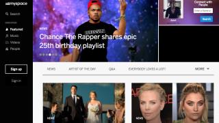 Myspace 10 години по-късно