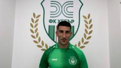 Живко Петков вкара два гола при равенството на Хебър със Септември (Симитли)
